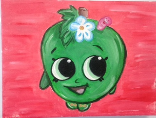 Apple Blossom Shopkins