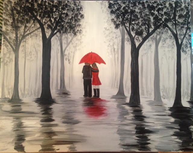 Lovers' Walk