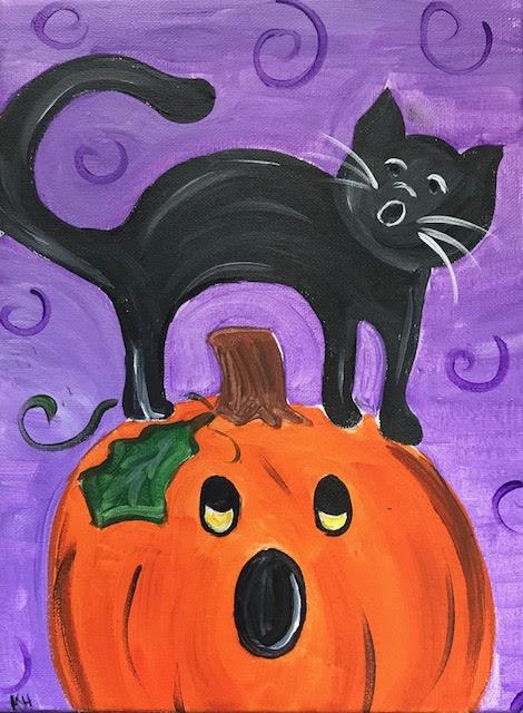 Halloween Kitten!