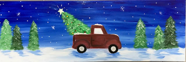 Holiday Truckin