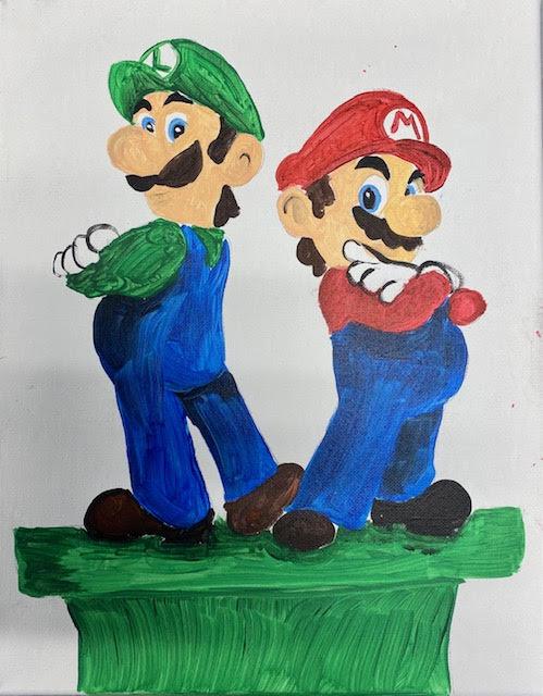 Mario & Luigi