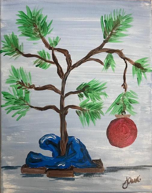 Charlie's Tree