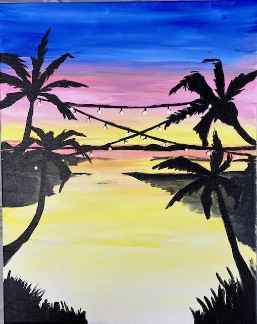 Light up the Palms